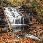 Mohican Falls October 2012 by Aaron Campbell