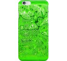 See'n Green iPhone Case/Skin