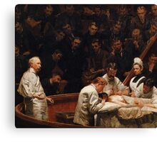 The Agnew Clinic Canvas Print