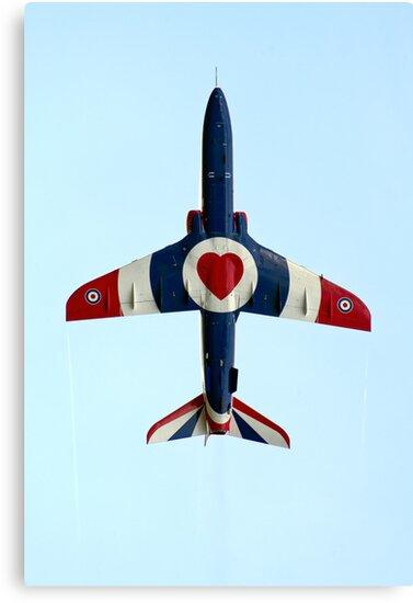I love flying by Gary Eason + Flight Artworks