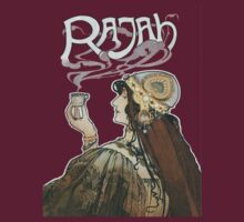Rajah Coffee Fumes After  Henri Meunier by taiche