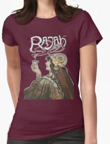 Rajah Coffee Fumes After  Henri Meunier T-Shirt