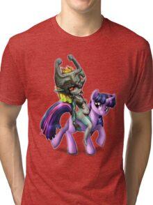 Twilight Princess Tri-blend T-Shirt