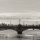 Morning Moods of Zurich by Prasad