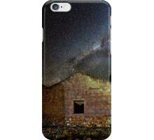 Kanyaka Ruins at Night iPhone Case/Skin