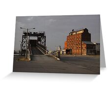 A Touch of Port Adelaide History Greeting Card