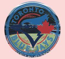 Toronto Blue Jays Stadium Logo Kids Clothes