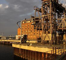 Restoring the Port by Stuart Daddow Photography