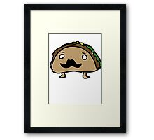 Taco Time Framed Print