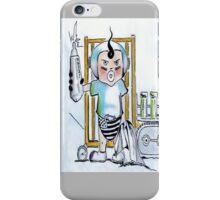 Sargent Petey iPhone Case/Skin
