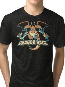Dragon Rage Tri-blend T-Shirt