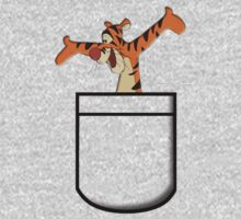 Tigger Pocket T-Shirt