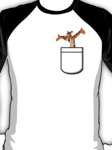 Tigger Pocket T-Shirt