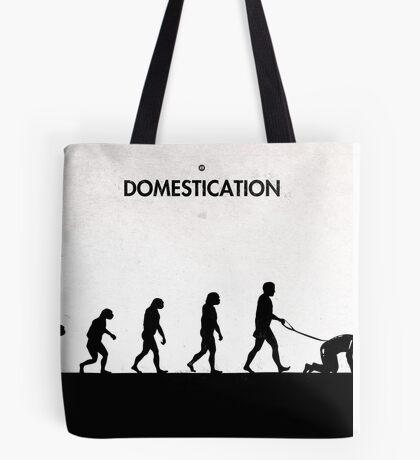 99 Steps of Progress - Domestication Tote Bag