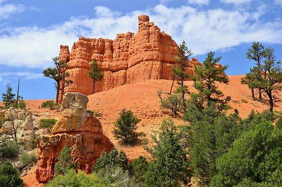 Red Rocks by Brendan Buckley