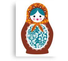 matrioshka (3) Canvas Print