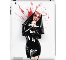 Crazy Nun iPad Case/Skin