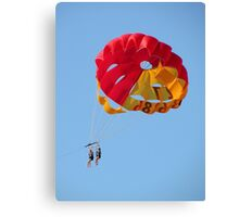 Something In The Air ~ Part Four Canvas Print