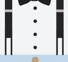 Dancing King Sticker