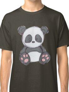 Cute Panda Drawing  Classic T-Shirt