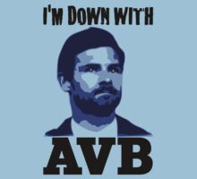 I'm Down With AVB by lethalfizzle