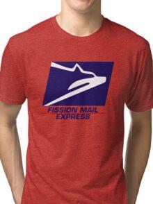 Fission Mail Express Tri-blend T-Shirt
