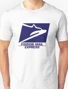 Fission Mail Express T-Shirt