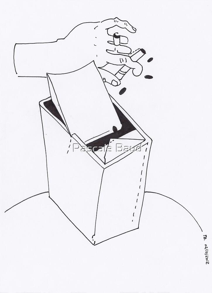 PDD - 12/10/02   Qu'as-tu fait à mon Ray Hollis ?  by Pascale Baud