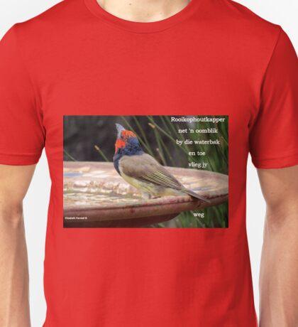 'n Gelukkie  Unisex T-Shirt