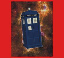 TARDIS in Space II One Piece - Long Sleeve