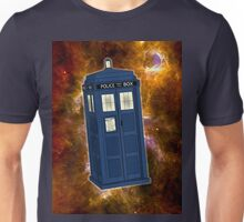 TARDIS in Space II Unisex T-Shirt
