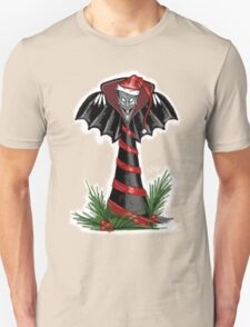 Vampire Holiday by Topher Adam T-Shirt