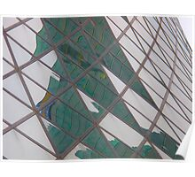 Roy Thomson Hall reflections Poster