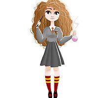 Hermione by SierraRain