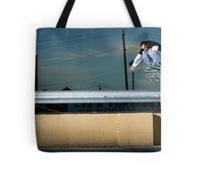 John Methvin - Heelflip - Photo Sam McGuire Tote Bag