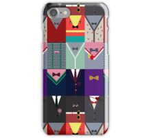 Twelve Shades of Blaine iPhone Case/Skin