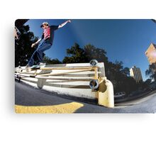 Silas Baxter-Neal - Backsmith - Photo Sam McGuire Metal Print