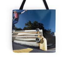 Silas Baxter-Neal - Backsmith - Photo Sam McGuire Tote Bag
