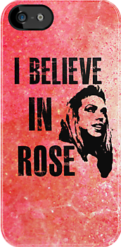 I believe in Rose by Caffrin25
