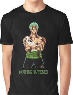 Roronoa Zoro Graphic T-Shirt