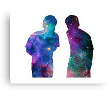 Galaxy Phan 2 Canvas Print
