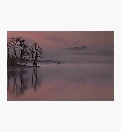 Quiet Calm on Ullswater Photographic Print