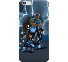 Family of Super Heroes  iPhone Case/Skin