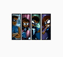 Family of Super Heroes  Unisex T-Shirt