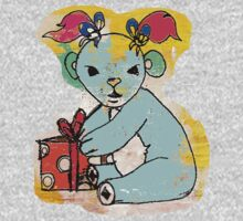 Blue Bears Special Present Baby Tee