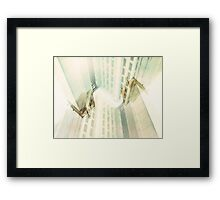 And this is what I see from here Framed Print
