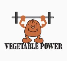 Vegetarian Power by T-ShirtsGifts