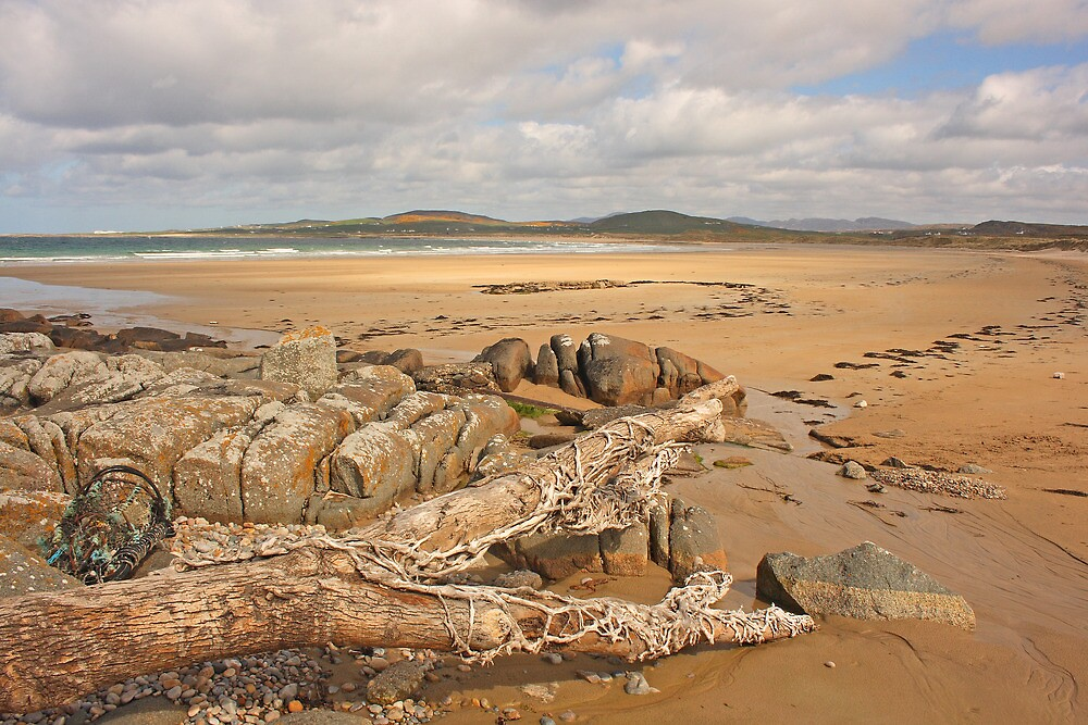 Fanad Beach by Adrian McGlynn
