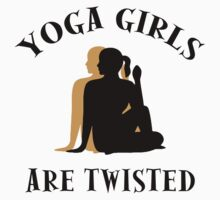Very Funny Yoga T-Shirt Kids Clothes