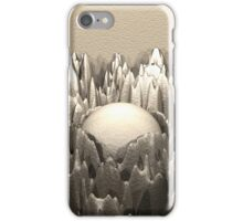 Cast Iron Fractal iPhone Case/Skin